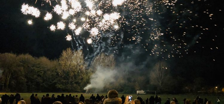 Tackley Fireworks Extravaganza!