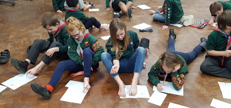Cubs Learn About Disability